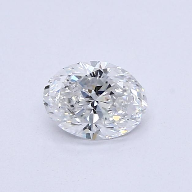 0.4 Carat Oval Cut Diamond